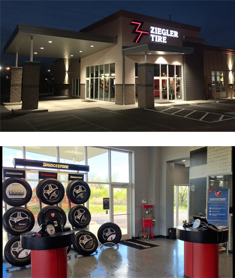 About Ziegler Tire in Akron, OH